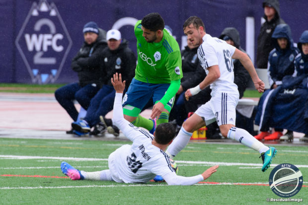 "Fagan hails ""complete performance"" as WFC2 get their first win of USL season"