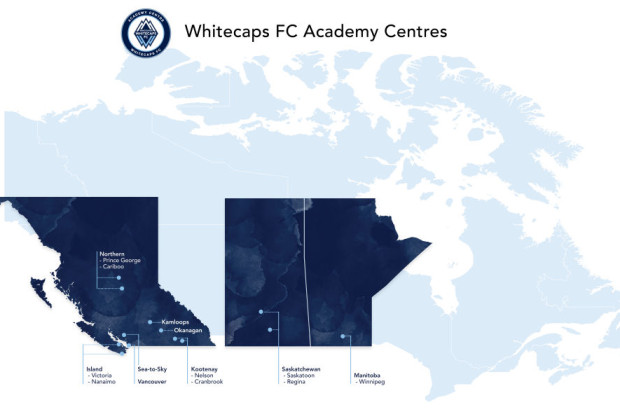 "Vancouver Whitecaps planning further expansion for successful Academy Centres – ""We intend to have our footprint all over Canada"" (and beyond)"