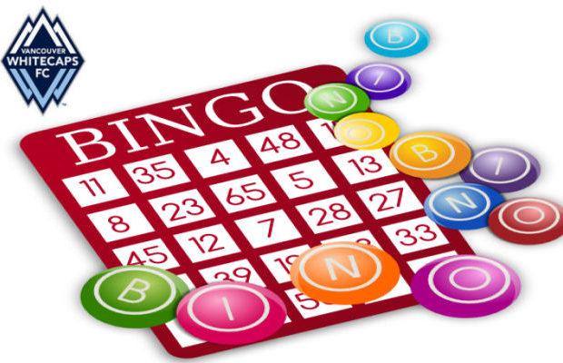 AFTN's Vancouver Whitecaps Playoff Bingo!