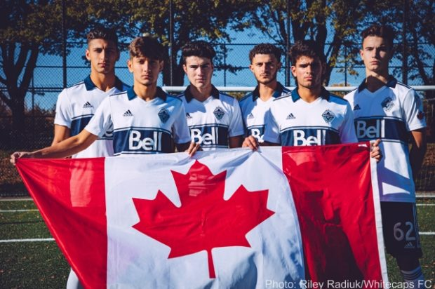 "Whitecaps' Canadian contingent hoping ""sense of familiarity"" will help solidify defensive play at U17 World Cup"