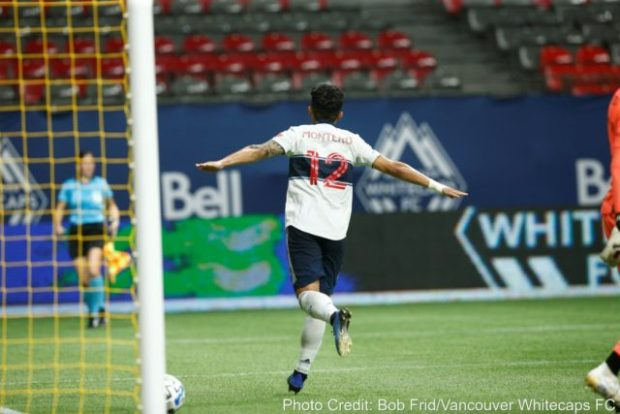 """Off field """"connection"""" between Montero and Cavallini starting to reap the rewards on the pitch for Vancouver Whitecaps"""
