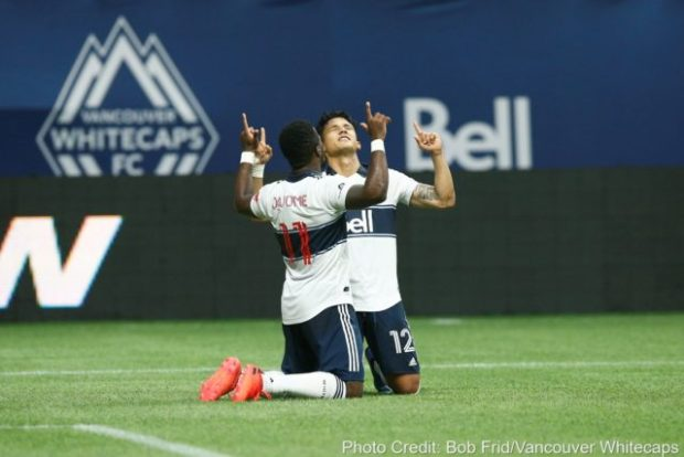 "Montero all-in and ready to ""give everything I have"" to fire Whitecaps to playoffs as Vancouver call Portland home for the rest of the MLS season"