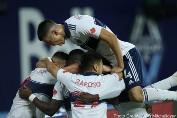 Report and Reaction: Vancouver Whitecaps thankful after come from behind victory against RSL keeps their playoff hopes alive