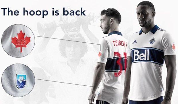 2019 Hoop kit wins vote for best Whitecaps MLS jersey