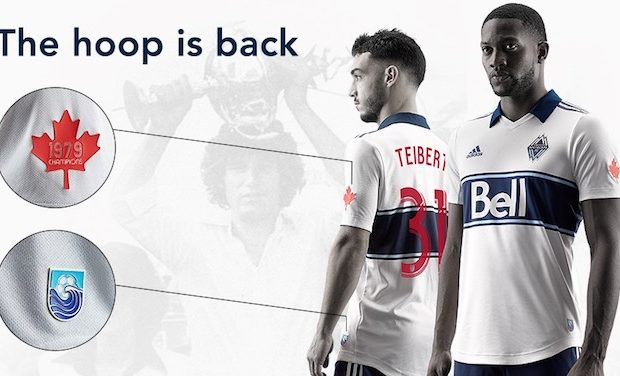 2019 Hoop kit wins vote for best Whitecaps MLS jersey