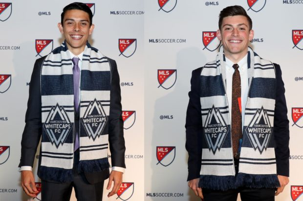 Whitecaps draft picks another indication that a system change is on the cards in Vancouver