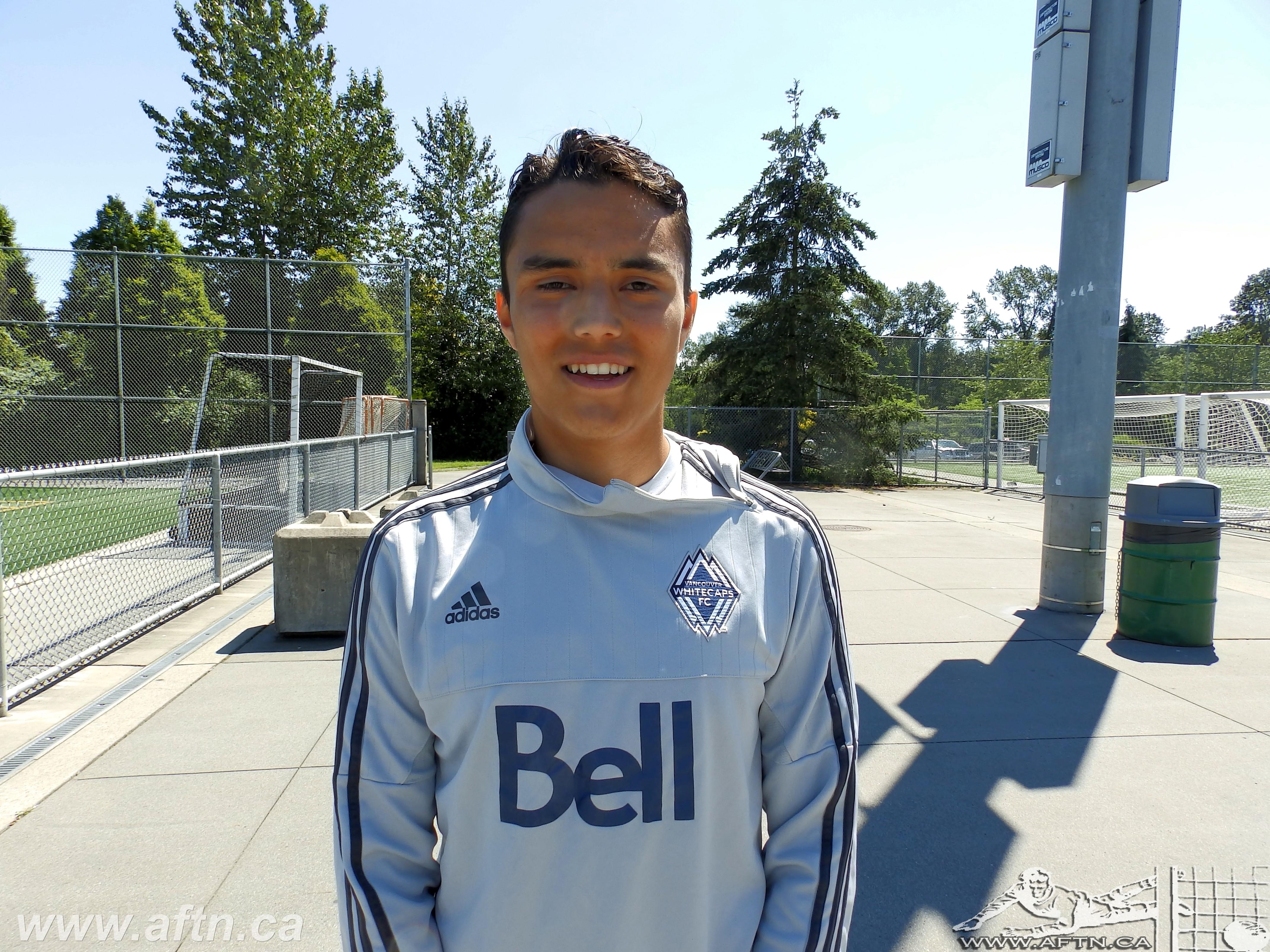 Alan Camacho Vancouver Whitecaps (2)