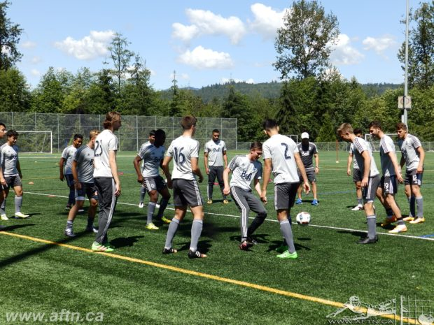 USSDA U18 Championship game signals the end of an era but the start of new beginnings for many in Vancouver Whitecaps Residency