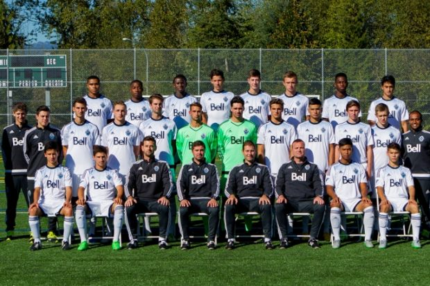 AFTN's Vancouver Whitecaps Residency 'Ones To Watch' 2016 (Part Two – the U18s)