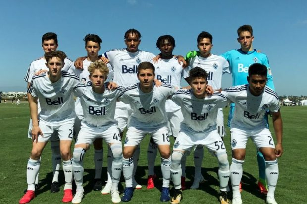 AFTN's Vancouver Whitecaps Residency 'Ones To Watch' 2018 (Part Two – the U19s)