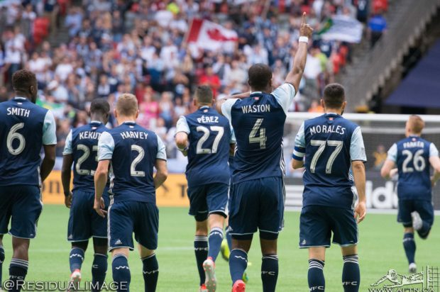 Which Whitecaps would you protect in this year's MLS expansion draft?
