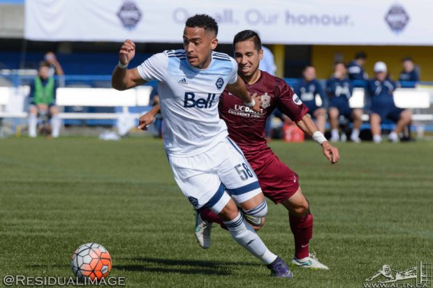 WFC2 receive boost as Will Seymore back healthy in time for USL playoffs and keen to impress