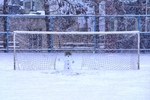 Report and Reaction: Snow joke for the Whitecaps as it's all white on the night for RSL