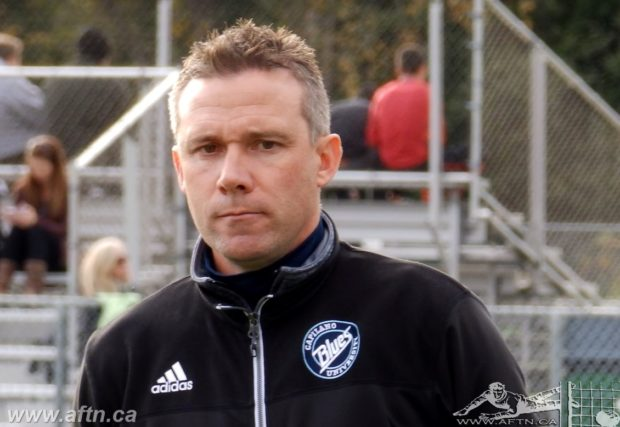 """Paul Dailly """"ecstatic"""" with Capilano Blues unbeaten PACWEST season as attention turns to CCAA National Championship"""